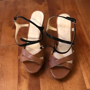 NWOB Marc Fisher wedge sandals 👡